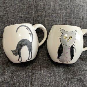 Rae Dunn Lot Of 2 Mugs